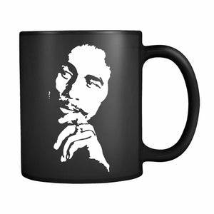 Bob Marley Songwriter Musician Retro 11oz Mug