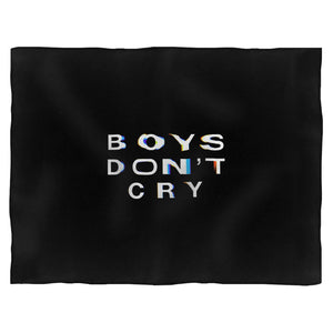 Boys Dont Cry Album Blanket