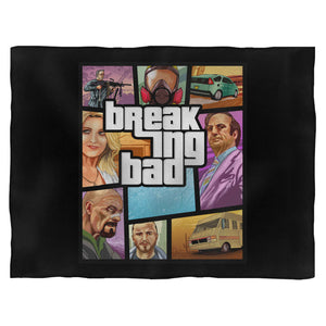 Breaking Bad Blanket