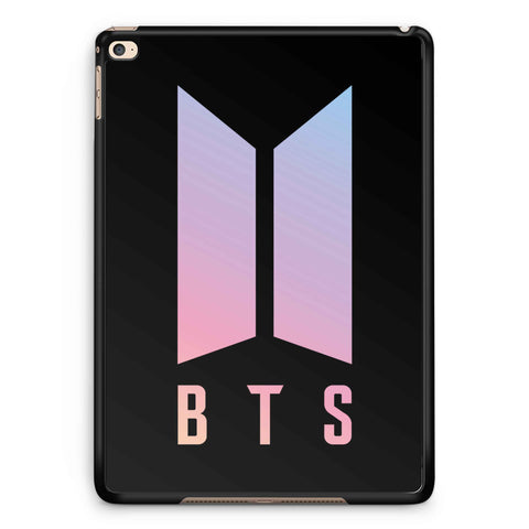 Bts Logo Kpop iPad 2 / 3 / 4 / 5 / 6| iPad Air / Air 2 | iPad Mini 1 / 2 / 3 / 4 | iPad Pro Case