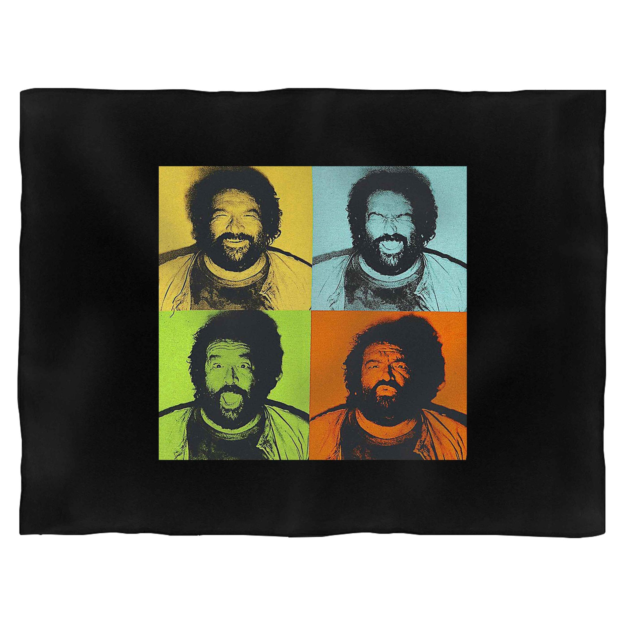 Bud Spencer Camiseta Pop Art Blanket