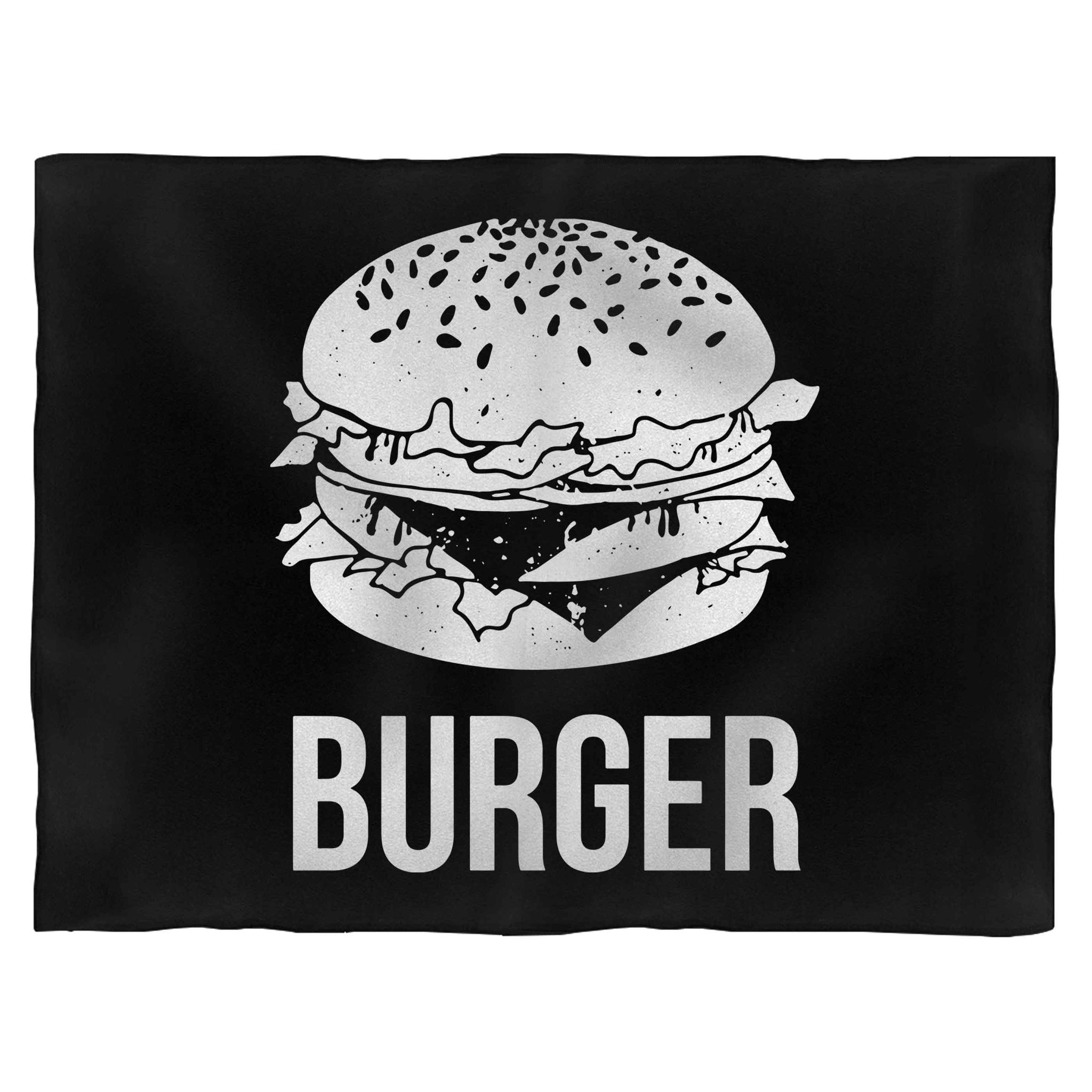 Burger And Slider Blanket