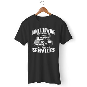 Camel Towing Service Man's T-Shirt