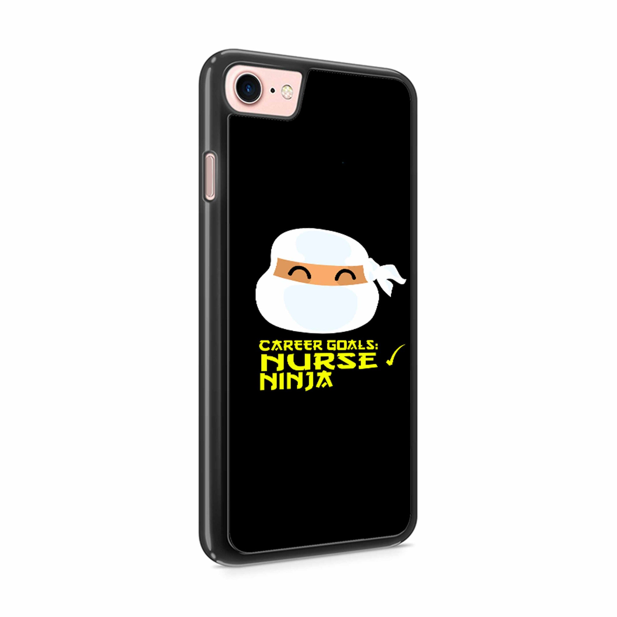 Carrer Goals Sonographer Ninja iPhone 8 / 8 Plus Case