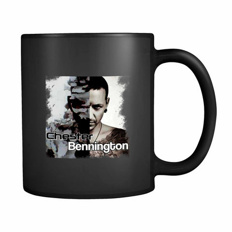 Chester Bennington Side 11oz Mug