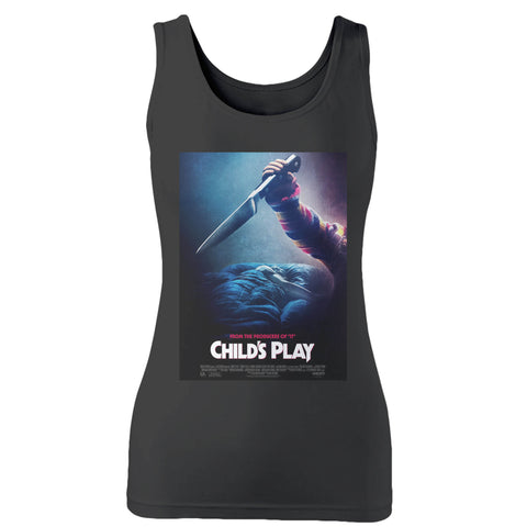 Child's Play Movie Woman's Tank Top