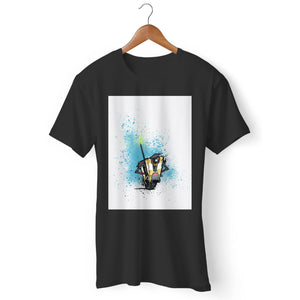 Claptrap Borderlands Video Game Man's T-Shirt