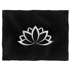 Clearance Lotus Flower Blanket