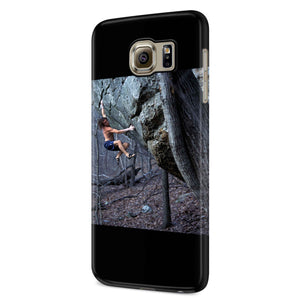 Climbing In The Ozarks Samsung Galaxy S6 S6 Edge Plus/ S7 S7 Edge / S8 S8 Plus / S9 S9 plus 3D Case