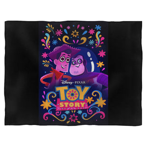 Coco Toy Story Blanket