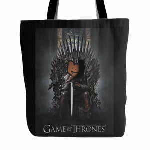 Crazy Bonzo Game Of Thrones 2 Tote Bag