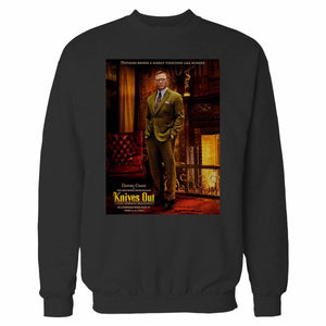 Daniel Craig Knives Out Sweatshirt