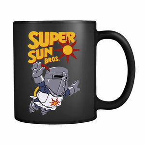 Dark Souls Super Sun 11oz Mug