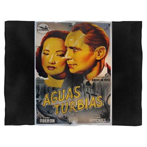 Dark Waters Movie Blanket