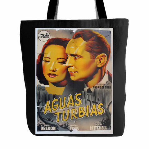 Dark Waters Movie Tote Bag