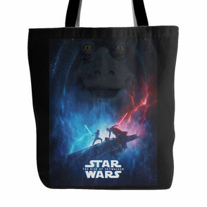 Darthjarjar Episode IX Tote Bag