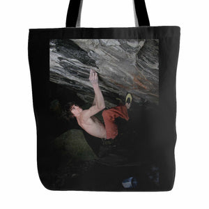 Dave Graham Climber Tote Bag