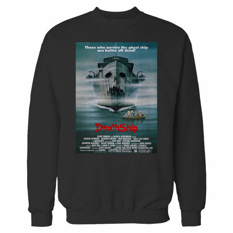 Death Ship (1980) Sweatshirt