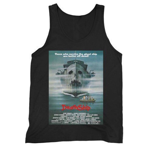 Death Ship (1980) Man's Tank Top