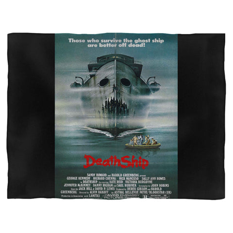Death Ship (1980) Blanket