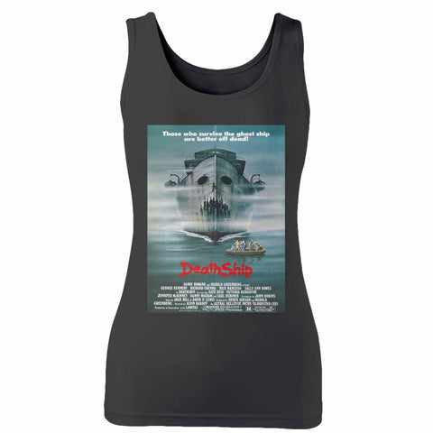 Death Ship (1980) Woman's Tank Top