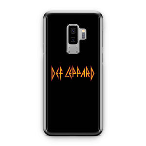Def Leppard Defleppard Licensed Samsung Galaxy S9 / S9 Plus Case