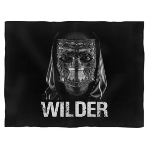 Deontay Wilder Mask Blanket