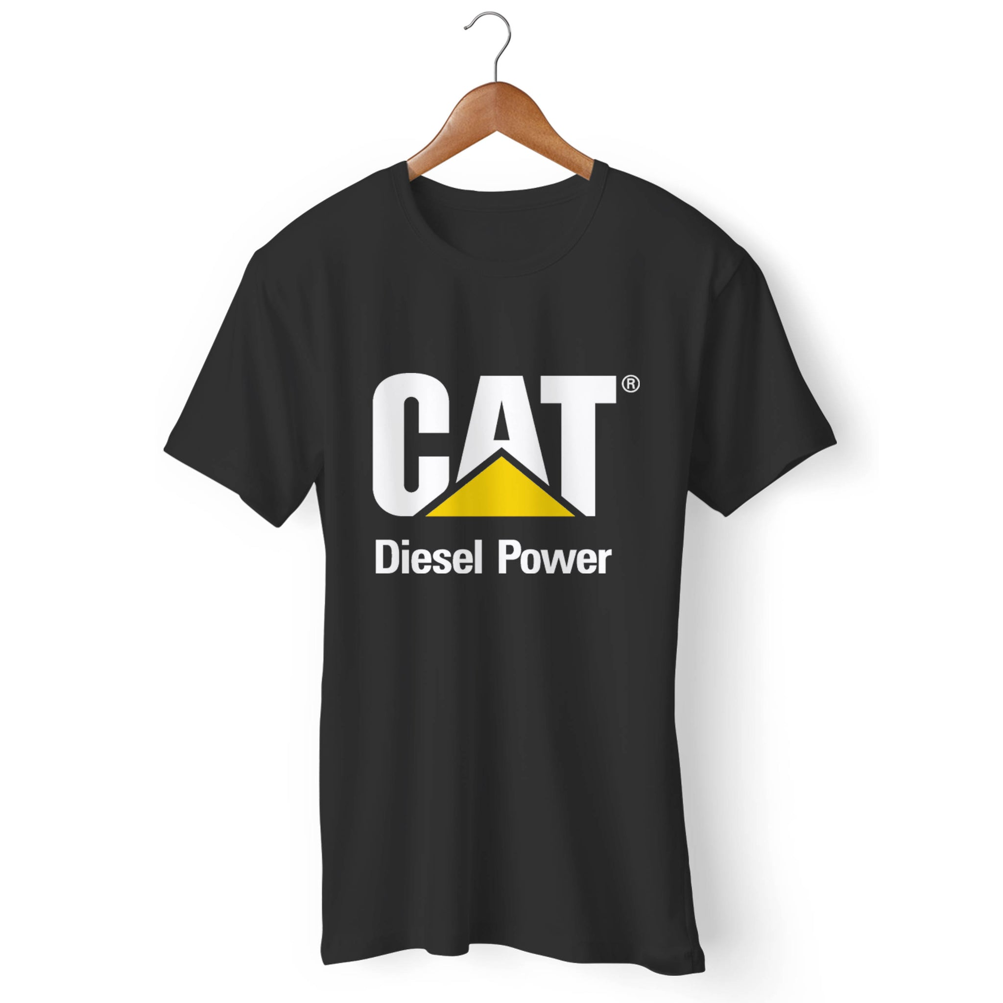 Diesel Power Cat Man's T-Shirt