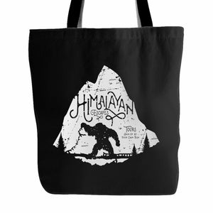 Disney Expedition Everest Tote Bag