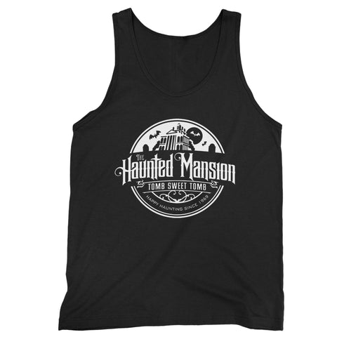 Disney Haunted Mansion Man's Tank Top