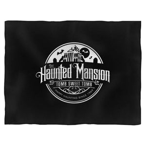 Disney Haunted Mansion Blanket