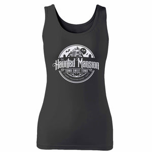 Disney Haunted Mansion Woman's Tank Top