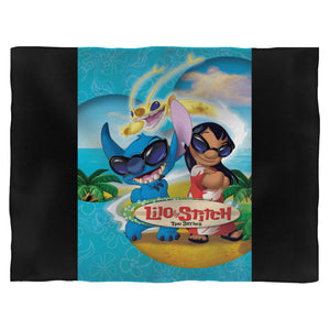 Disney Lilo And Stitch Blanket