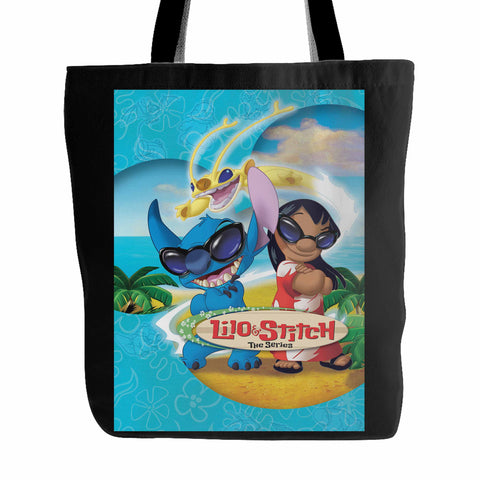 Disney Lilo And Stitch Tote Bag