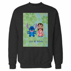 Disney Lilo & Stitch Cartoon Sweatshirt