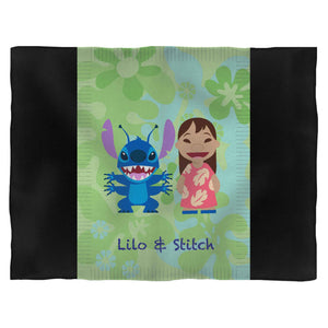 Disney Lilo & Stitch Cartoon Blanket