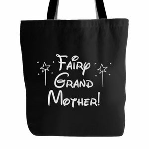 Disney World Fairy Grandmother Tote Bag