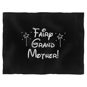 Disney World Fairy Grandmother Blanket
