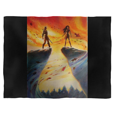 Disney's Pocahontas Movie Blanket