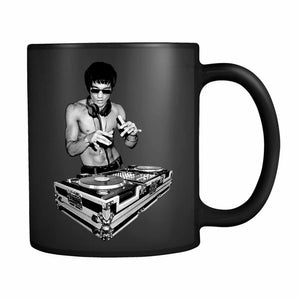 Dj Bruce Lee 11oz Mug