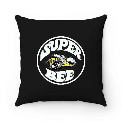 Dodge Super Bee Logo Pillow Case Cover