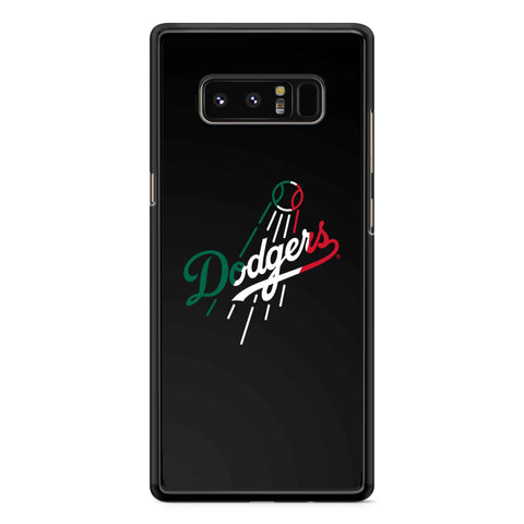 Dodgers Mx Flag Samsung Galaxy Note 7 /Note 8 / Note 9 Case
