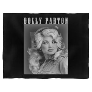 Dolly Parton Cover Blanket