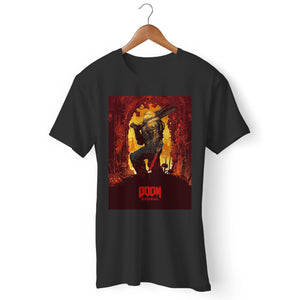 Doom Eternal Blood Man's T-Shirt