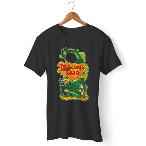 Dragon's Lair Don Bluth Retro Man's T-Shirt