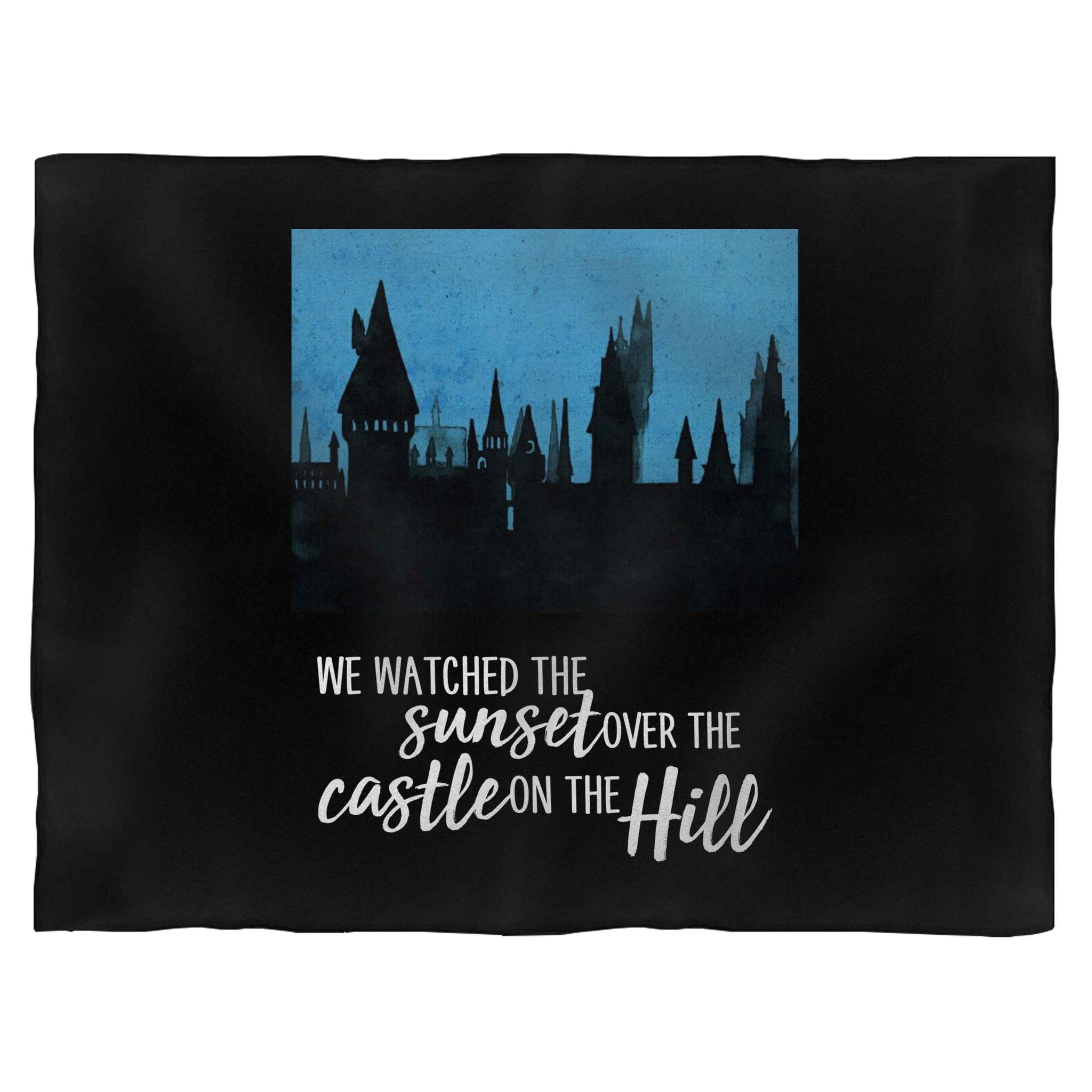 Ed Sheeran Castle On The Hill Blanket
