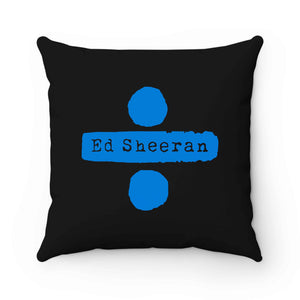 Ed Sheeran Divide Tour Pillow Case Cover