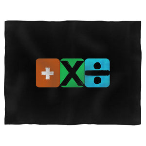 Ed Sheeran Plus X Divide Albums Blanket