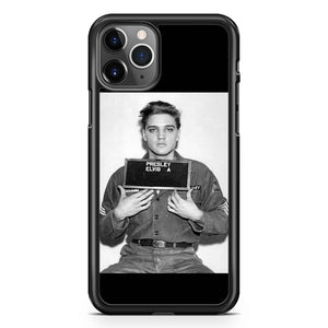 Elvis Mugshot Elvis iPhone 11 / 11 Pro / 11 Pro Max Case