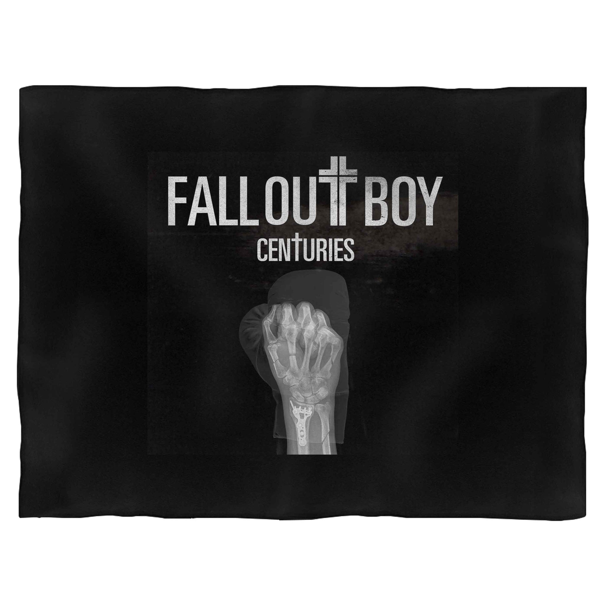 Fall Out Boy Centuries Blanket